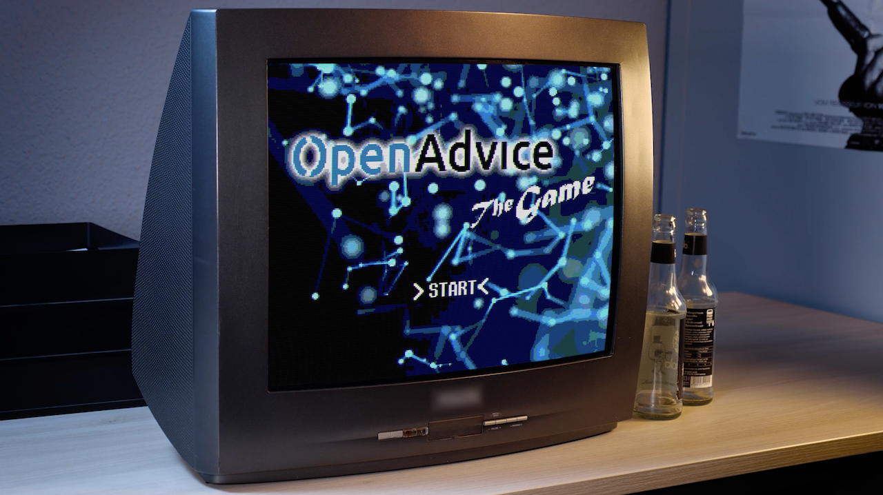 OpenAdvice - The Game