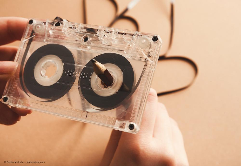 Wie kann ein Musikplayer bei Störungen aus der Vergangenheit helfen?